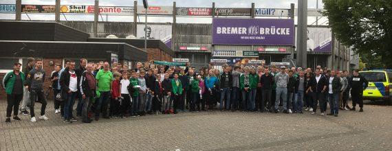 Besuch des U21-Länderspiels